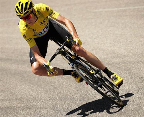 Что ест лучший велогонщик «Тур де Франс»