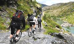 После Tour de France - Норвежская Арктическая велогонка