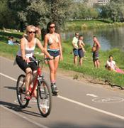 В С-Петербурге все-таки могут появиться велодорожки