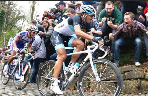 Вело-легенды Бельгии стали нам ближе