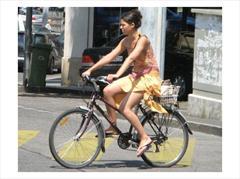 Сам себе велосипедист – в Женеве