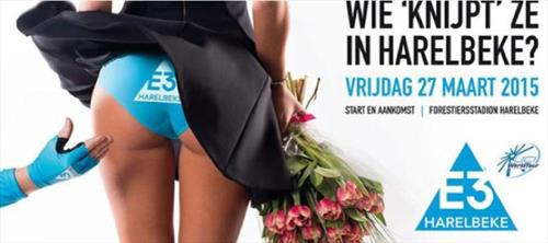 Бельгийский вело-юмор