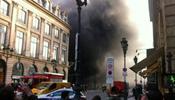 Пожар в Париже –