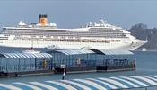 Лайнеру Costa Fortuna отказали на Пхукете и Пенанге