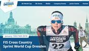 Искрометные лыжные спринты - в Дрездене