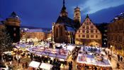 Весело и стильно – на Рождественской ярмарке в Штутгарте