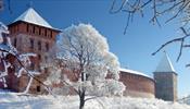 Сойти в Великом Новгороде с поезда из С-Петербурга