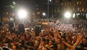 В Тбилиси волнение толпы