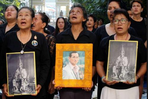 Новогодние торжества в Таиланде отменены