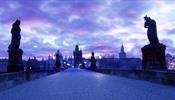 Прага для туристов не закрывается