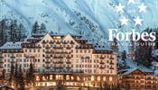 Forbes Travel Guide впервые представил Швейцарские Альпы как самостоятельное направление