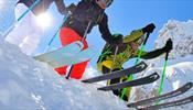 Щедрая зима в царстве гор и снега: Андерматт