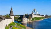 Впервые на ретропоезде  - в Псков и Великий Новгород