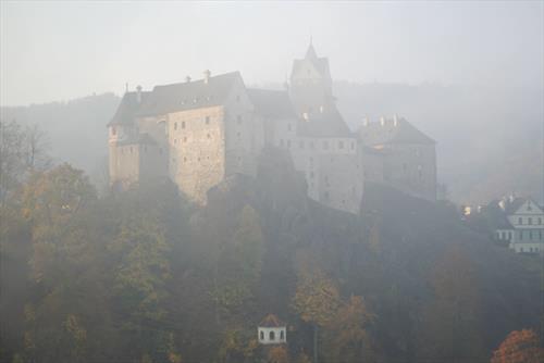 Локет – легендарный чешский замок