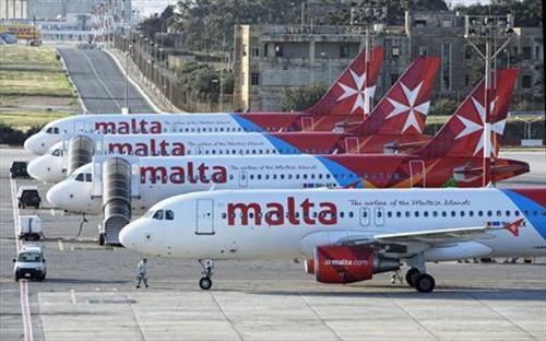 Рейсы на Мальту вычеркнуты до октября