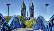Фрайбург – уютно и красиво