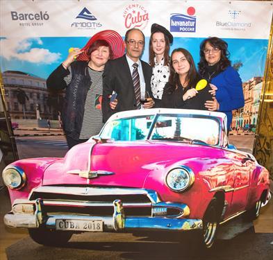Кубинский праздник туризма в С-Петербурге