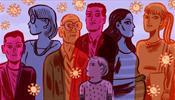 Социальное дистанцирование ослабляет иммунную систему
