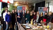 Swiss Travel Club продвигает Швейцарию и организует бизнес-завтраки