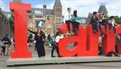 В Амстердаме предлагают избавиться от модной фразы