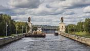 «Канал имени Москвы» начали наполнять волжской водой