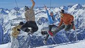 Отдыхайте на горнолыжных курортах выгодно