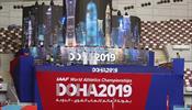 Российские легкоатлеты не будут менять отель в Дохе