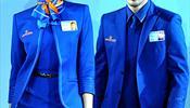 В «Шереметьево» появятся люди в (модном) синем