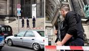Полицейский открыл стрельбу в кафедральном соборе Берлина