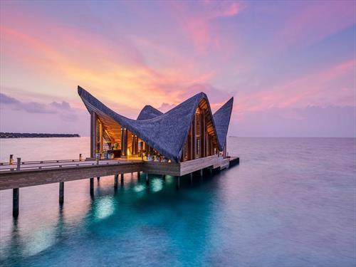 Мальдивы стали маяком