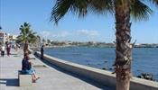 Пляж Пафоса остался без песка