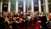В Третьяковке галерее отгоняют от картин Репина из Русского музея