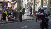Теракт в Барселоне против туристов