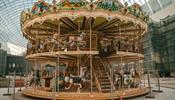 В «Острове Мечты» установили венецианскую карусель