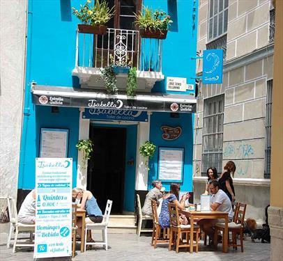 Что туристы находят в Малаге