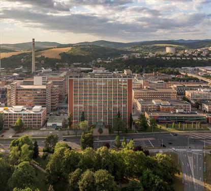 Небоскреб, изменивший чешский город Злин