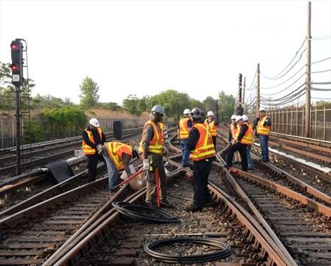 Поезда из Москвы задерживает кража кабеля