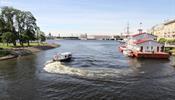 Реки и каналы потеряли часть туристов