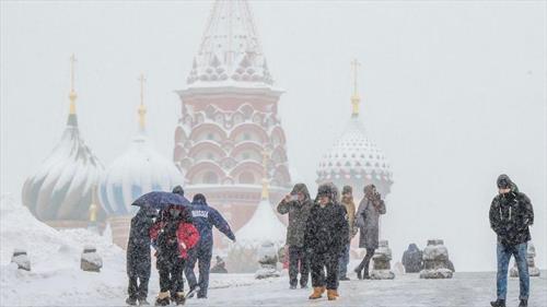 Ростуризм надеется на возвращение иностранных туристов в Россию