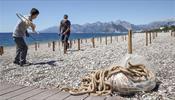 Пляжи Анталии разбили на зоны
