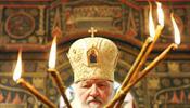 Патриарх Кирилл едет в Киев на бронепоезде