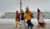 Китайцы активно ехали в Россию зимой