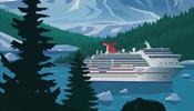 Федеральный судья грозится отлучить круизные лайнеры Carnival от портов Америки