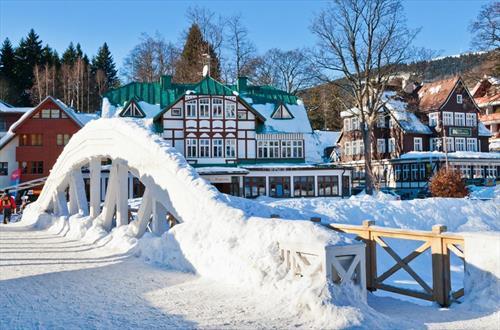 Лучшие горнолыжные комплексы в Чехии