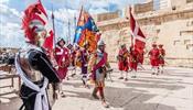 Красочные парады In Guardia на Мальте продолжаются