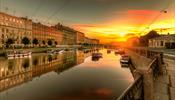 Загрузка отелей С-Петербурга превысила … 20%