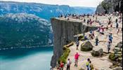 Туристический передоз в Норвегии