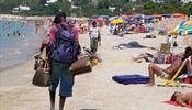 Пляжный шопинг обернется наказанием
