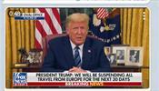 Президент США закрыл пассажирское сообщение с Европой