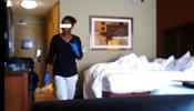 Как ведут себя некоторые горничные в номере отеля